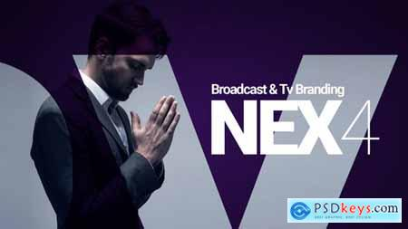 Videohive NEX4 Broadcast & TV Identity Package
