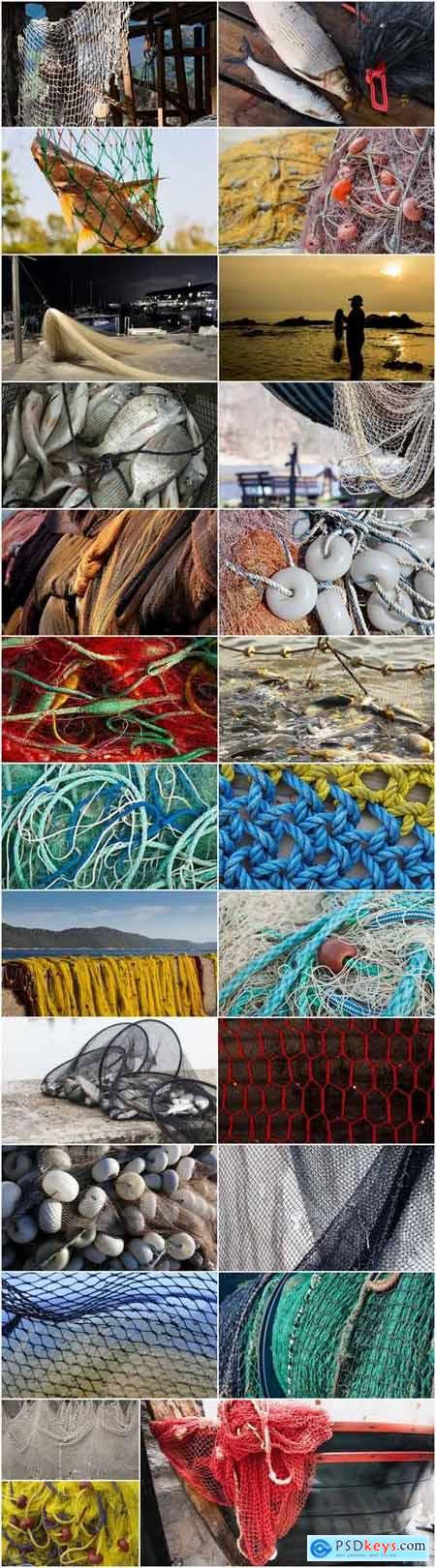 Fishing net Hunting tackle 25 HQ Jpeg
