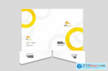 Business Presentation Folder 3592648
