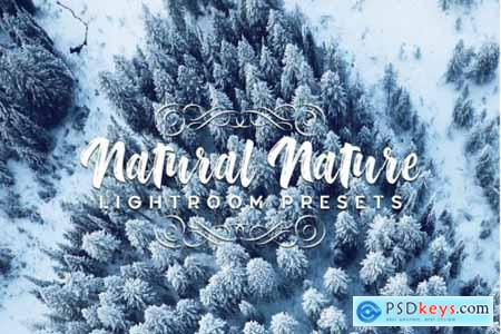 Natural Nature Lightroom Presets