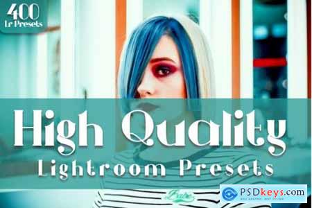 High Quality Lightroom Presets