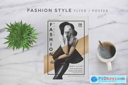 Fashion Style Flyer
