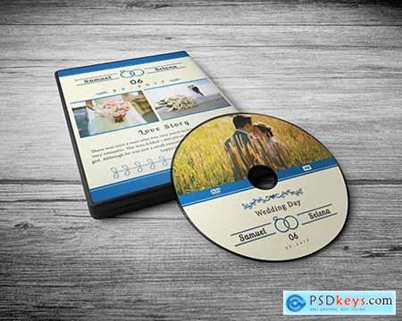 Wedding DVD Cover 3593223