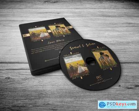 Wedding DVD Cover 3593228