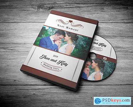 Wedding DVD Cover 3593227