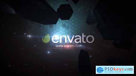 Videohive Prophet Shatter Logo Reveal