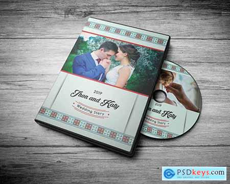 Wedding DVD Cover 3593237