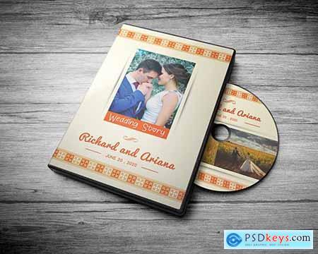 Wedding DVD Cover 3593231