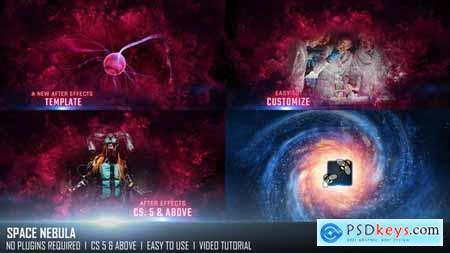 Videohive Space Nebula 21994817