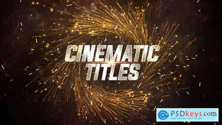 Videohive Cinematic Trailer Titles 24030276