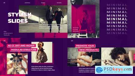 Videohive Stylish Slides 23468106