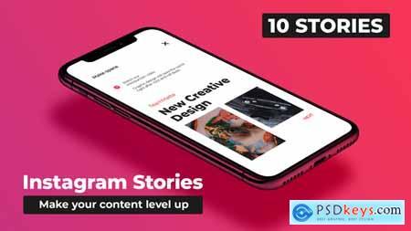 Videohive Mood Instagram Stories