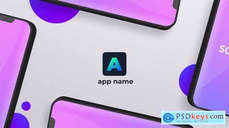 Videohive App Promo 24029631