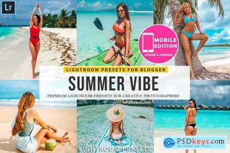 Summer blogger lightroom presets 3858897