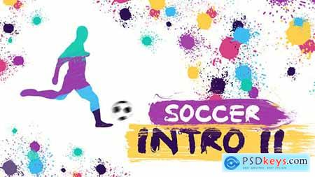 Videohive Soccer Intro II After Effects Template