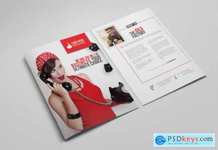 Bifold Corporate Brochure 3598285