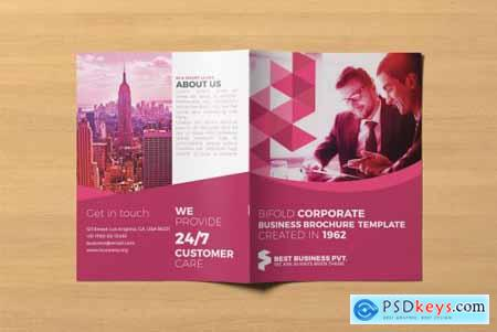 Bifold Corporate Brochure 3598295