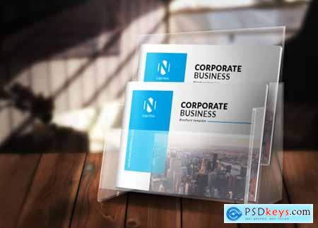 Corporate Business Brochure 3598418