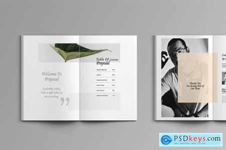 Creative Brochure Design 3597997