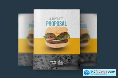Food And Restaurant Proposal 3596899