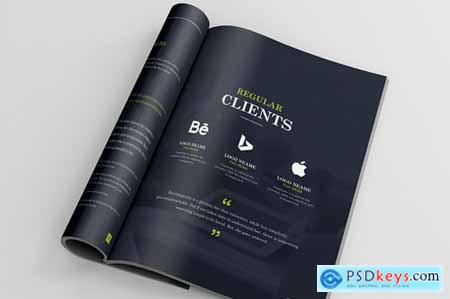 Multipage Proposal Design 3597961