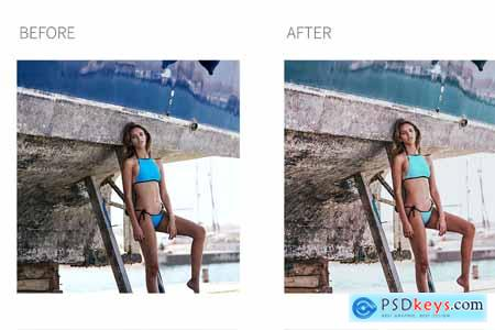 Creativemarket TULUM 4 Lightroom Presets 3826231