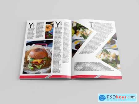 Multiple usable Indesign Magazine Template 3598526