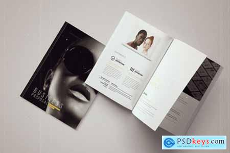 Multipage Brochure Design 3597975