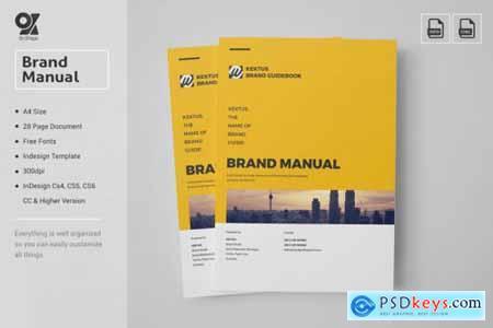 Brand Manual 3597515