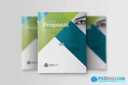 Corporate Business Proposal 3596908