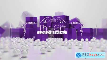 Videohive The Gift Logo