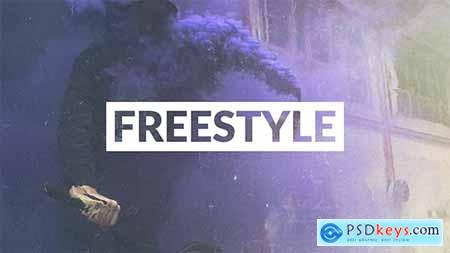 VideoHive Freestyle Slideshow 20557569