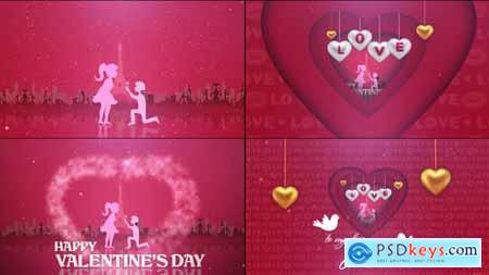 VideoHive Valentines Day Opener