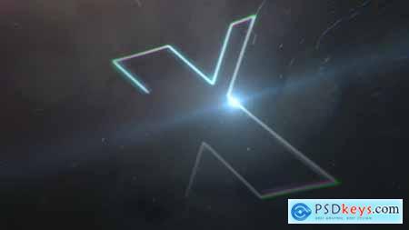 Videohive Glow Logo 22980951