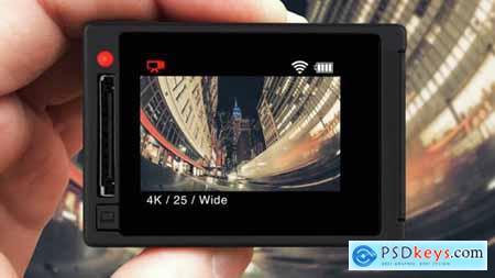 Videohive GoPro Transition