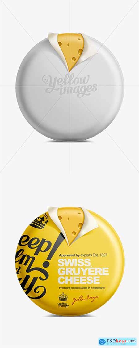 Cheese Wheel 10430