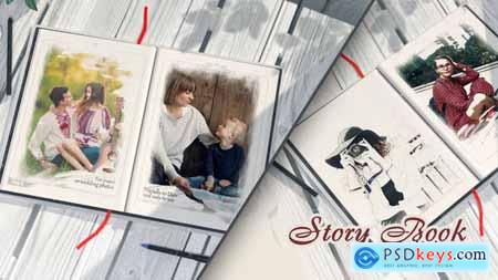 VideoHive Story Book