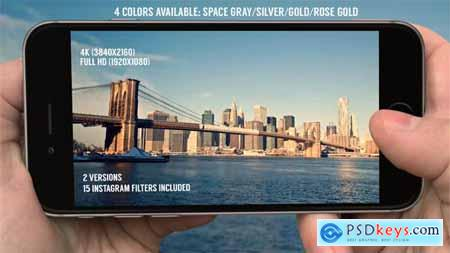 VideoHive Phone Transition 15189753
