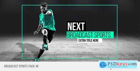 Videohive Broadcast Sports Pack 17938012