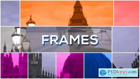 Videohive FRAMES 22199673