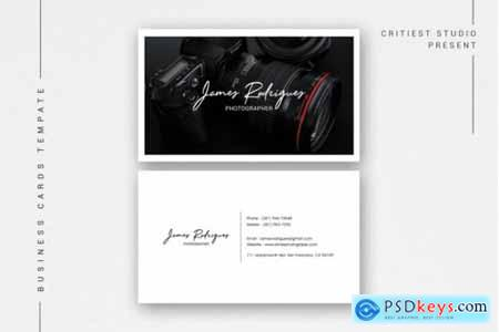 Photography Business Cards 3601949