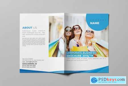 Bifold Corporate Brochure 3599343