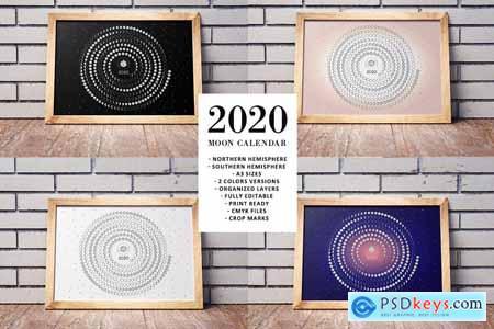 Moon Calendar 2020 3900498