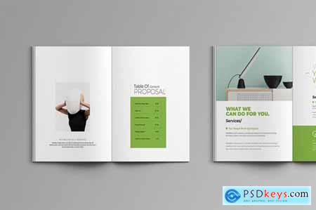 Creative Proposal Template 3602338