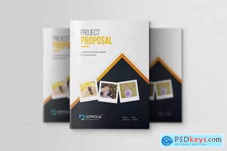 Corporate Project Proposal 3602341