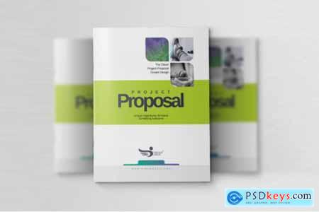 Creative Corporate Business Proposal 3602334