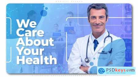 VideoHive Medical Opener 24064623