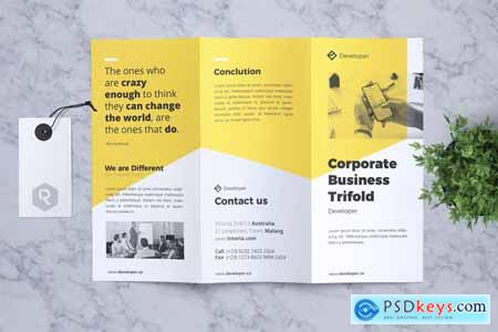 Corporate Business Flyer Vol. 14 3327127