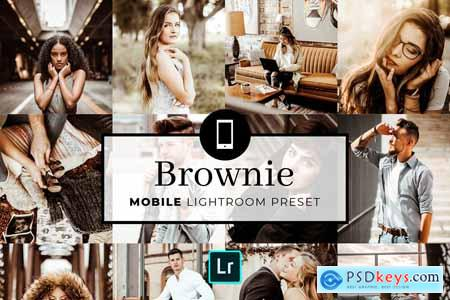 Mobile Lightroom Preset Brownie 3321741