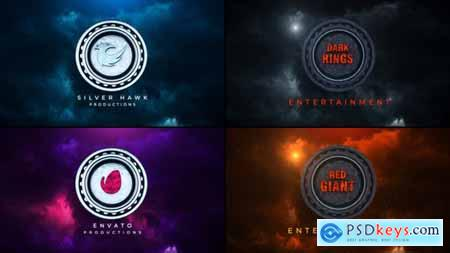 VideoHive Cinematic 3D Logo Title Opener